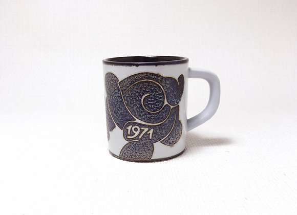 Royal Copenhagen ロイヤルコペンハーゲン Annual Mug イヤーマグ 1971年