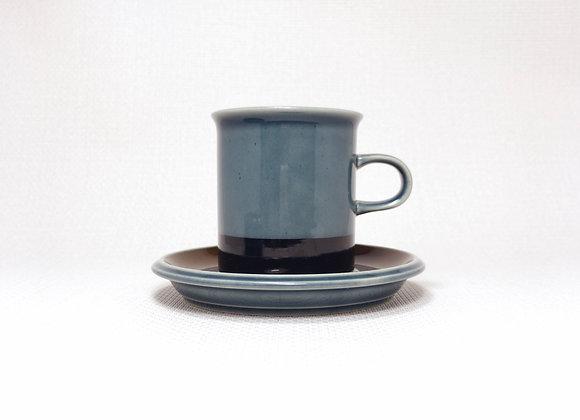 ARABIA アラビア Meri メリ コーヒー カップ&ソーサーA