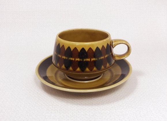 ARABIA アラビア Motti モティ コーヒーカップ&ソーサー