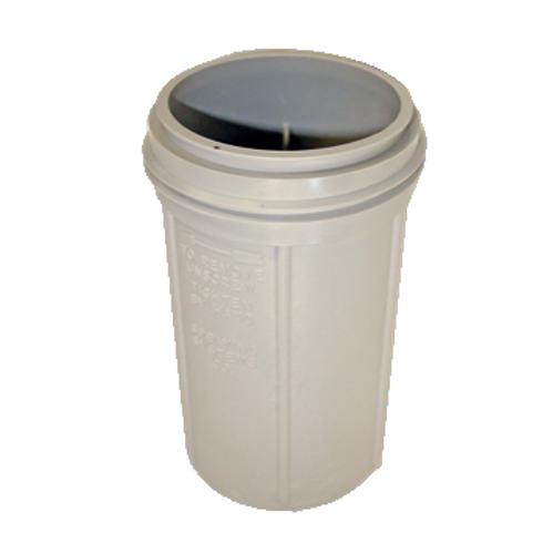 "2"" Inline Filter 4"" Filter Bowl.(460-0061)."