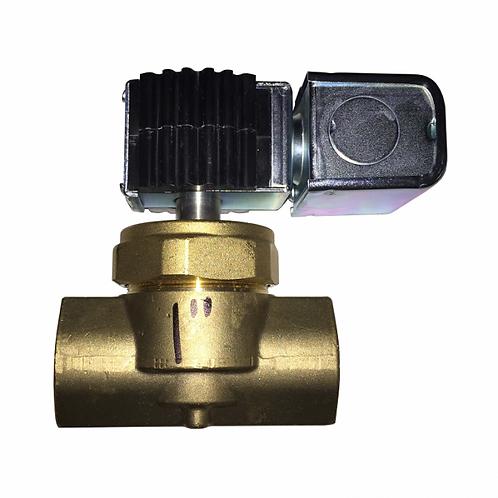 "1"" Solenoid Valve 120V Brass.(570-1128A)."