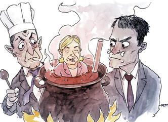 Marre de la cuisine politicienne