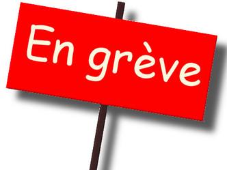 La France en grève, la France qui crève...