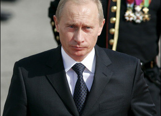Vladimir Poutine, l'homme de l'année
