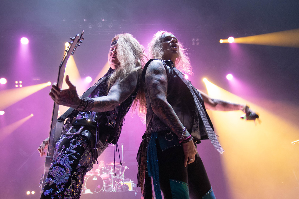 Steel Panther 2020 ©