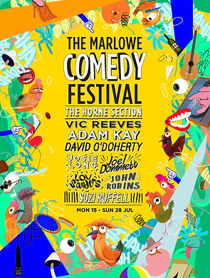 The Marlowe Comedy Festival_Corner Windo