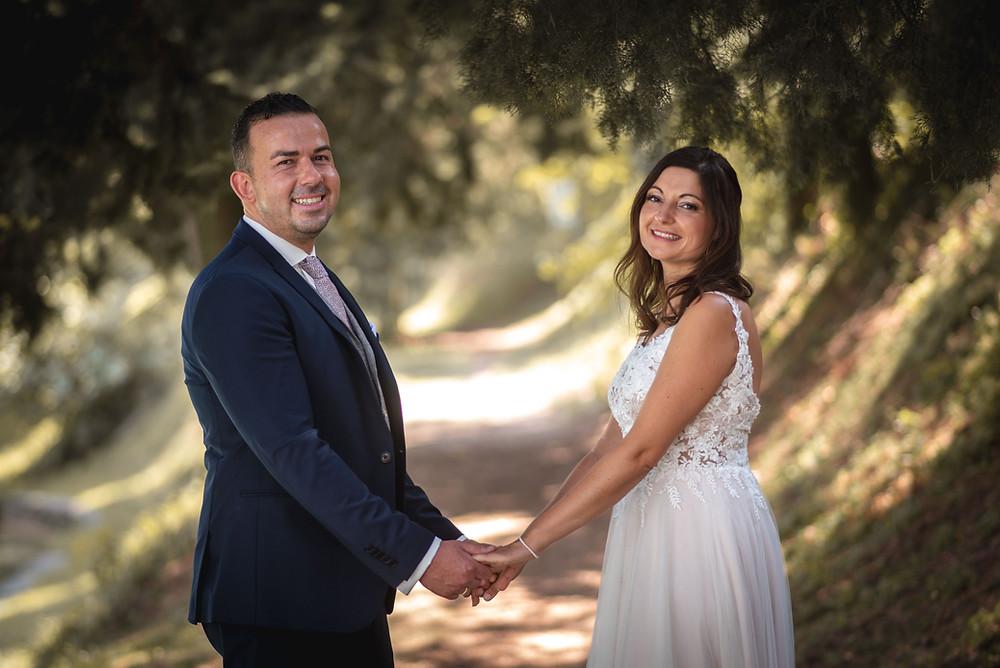 civil wedding in Lake garda