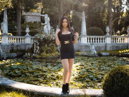 Book Fotografico al Villa Cortine Palace Hotel, Influencer instagram a Sirmione
