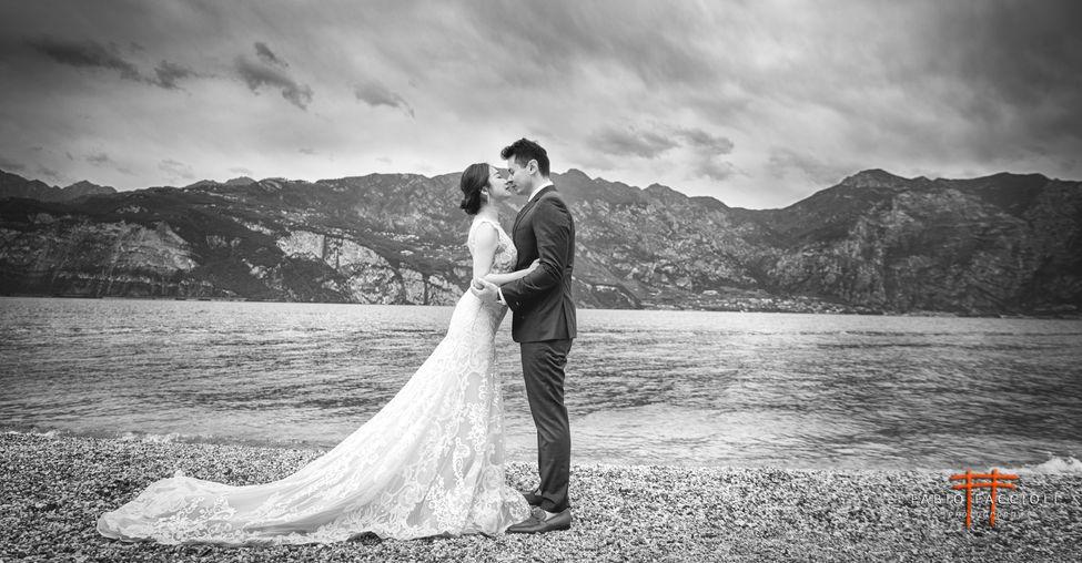Hochzeitsreportagen am Gardasee