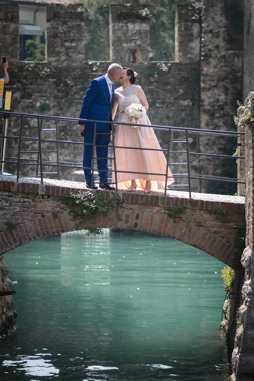 matrimonio castello sirmione