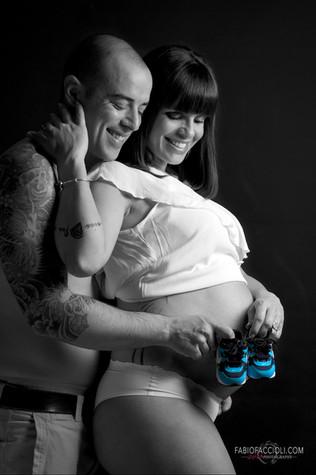 fotografo maternita'