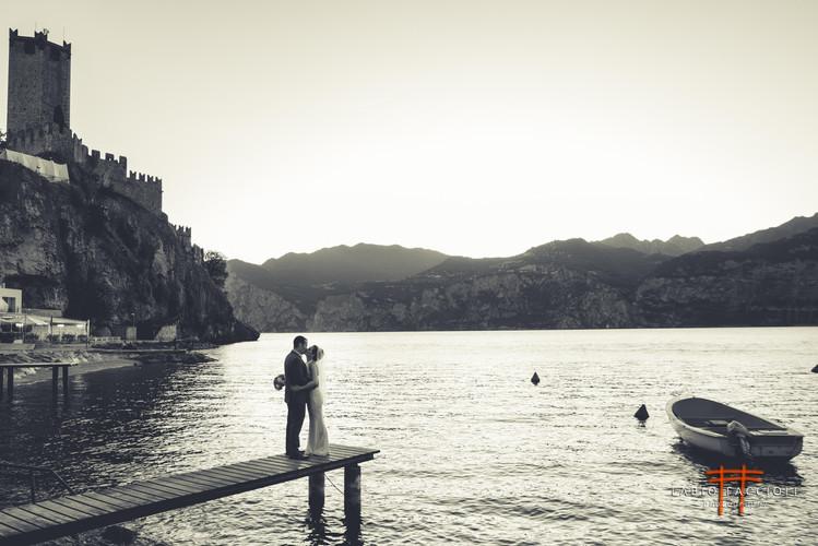 Hochzeitsfotograf in Malcesine, Gardasee
