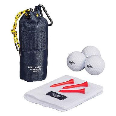 Set d'accessoires pour golfeur Gentlemen's Hardware