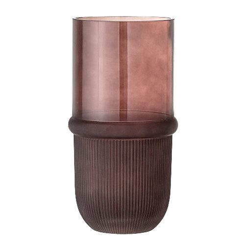 Vase BELISE Brun
