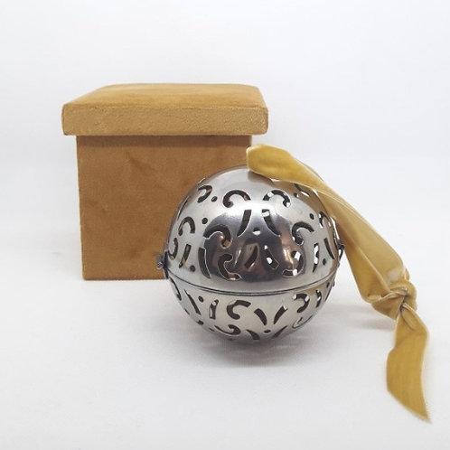Grande boule de parfum solide Mystère d'Ambre