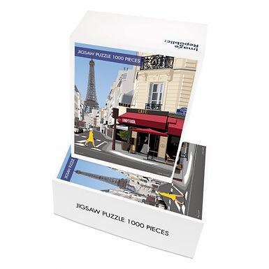 Puzzle PAULO MARIOTTI PARIS 1000 pièces