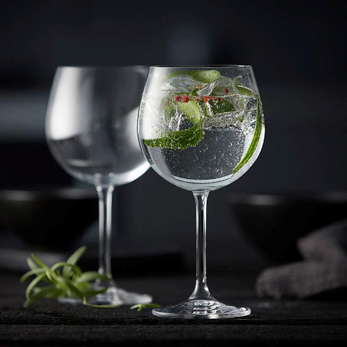 Ensemble 4 verres GIN TONIC