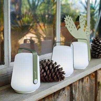 Lot de 3 lampes BALAD H.12 FERMOB