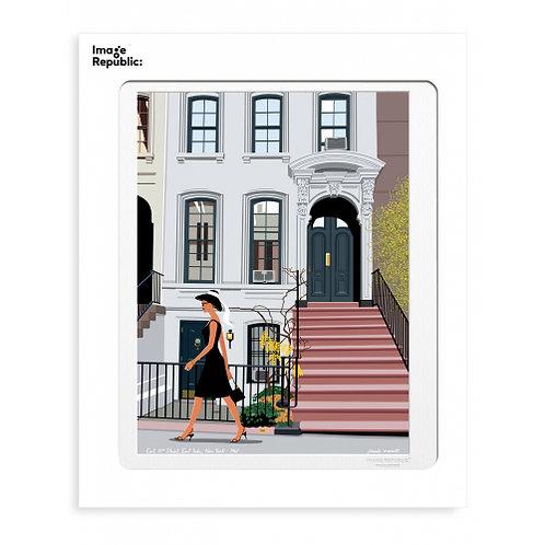 Tirage PAULO MARIOTTI NEW YORK 40x50 cm