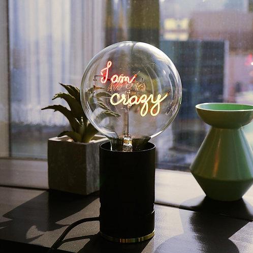 Ampoule I AM CRAZY - édition limitée