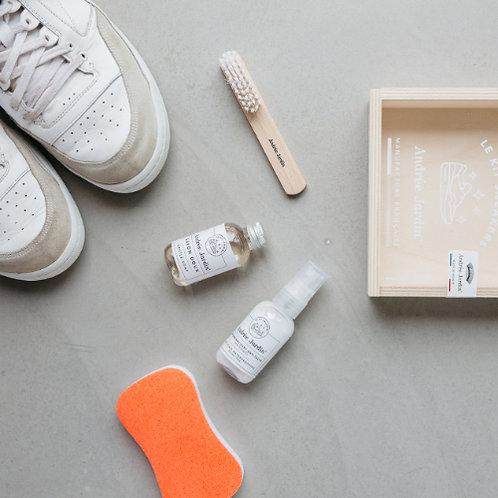 Coffret nettoyage & entretien sneakers TRADITION