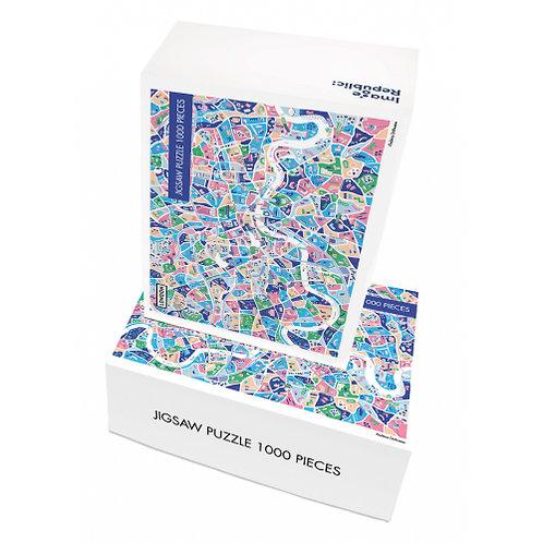 Puzzle ANTOINE CORBINEAU LONDRES 1000 pièces
