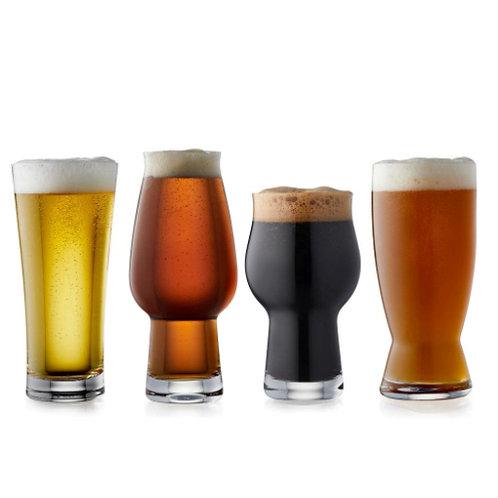 Ensemble 4 verres à bière