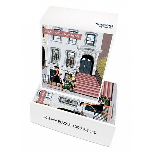 Puzzle PAULO MARIOTTI NEW YORK 1000 pièces