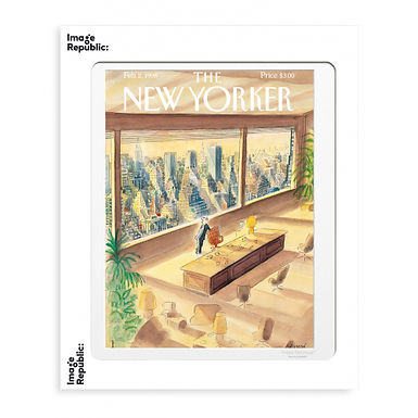 Tirage THE NEW YORKER VUE NYC 40x50 cm