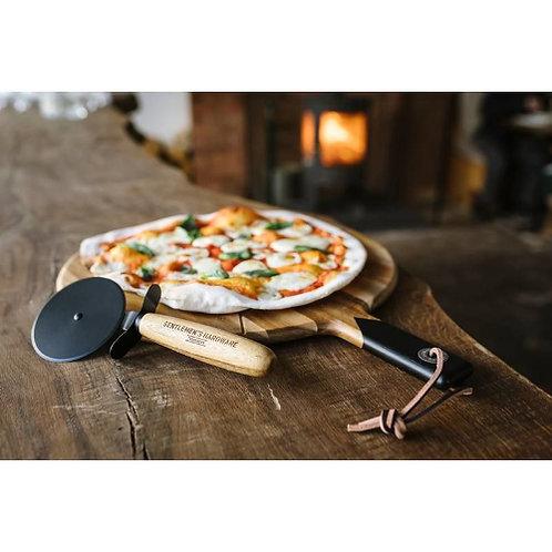 Planche à pizza + roulette à pizza