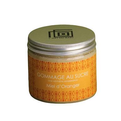 Gommage au sucre Miel d'oranger
