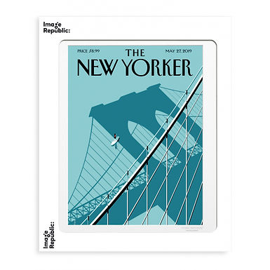 Tirage THE NEW YORKER SUMMER HOURS 40x50 cm