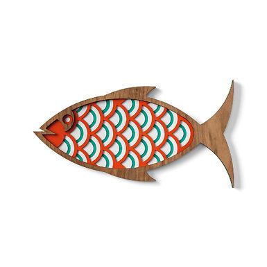 Décoration murale THE FISH#2