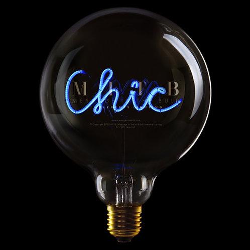 Ampoule CHIC BLEU