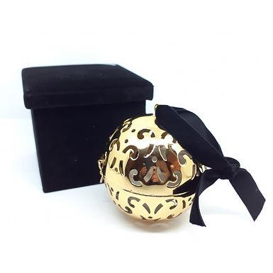 Grande boule de parfum solide Fève Tonka