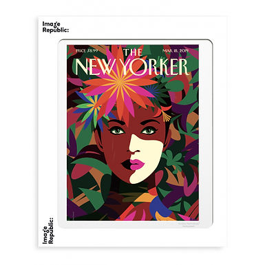 Tirage THE NEW YORKER SPRING TO MIND 40x50 cm