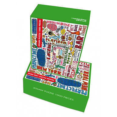 Puzzle SOLEDAD NEW YORK 1000 pièces