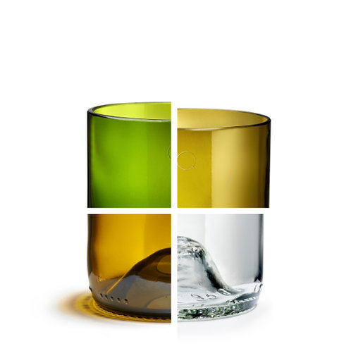 Coffret 4 verres PANACHE