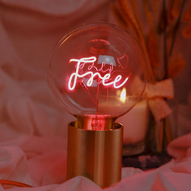 Ampoule FREE ROUGE