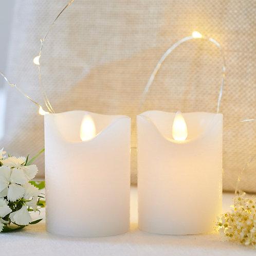 Set de 2 bougies SARA MINI