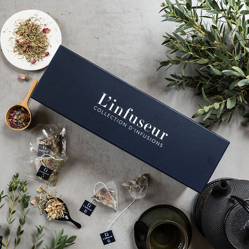 Coffret COLLECTION D'INFUSIONS