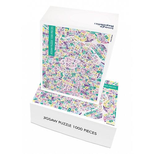 Puzzle ANTOINE CORBINEAU TOKYO 1000 pièces