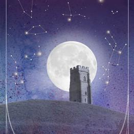 Glastonbury Tor illustration