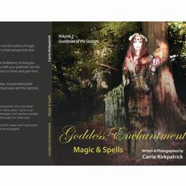 Goddess Enchantment Magic & Spells book cover