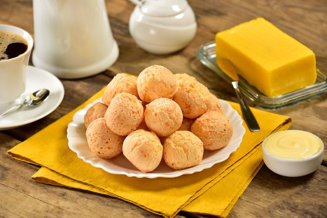 5 Curiosidades que você provavelmente não sabia sobre o Pão de Queijo.