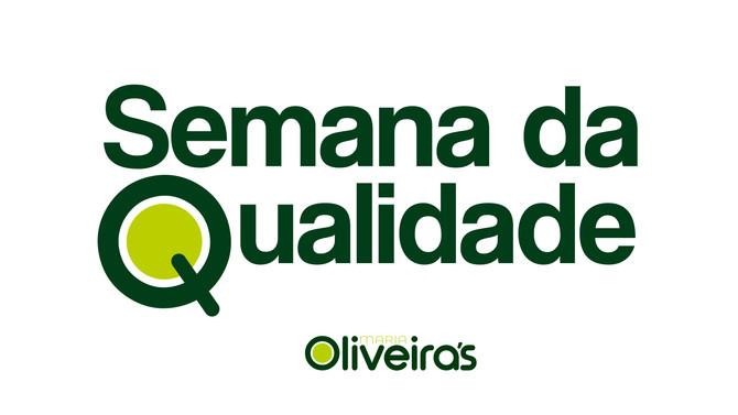 Saiba como foi a semana da qualidade no Oliveiras foods.