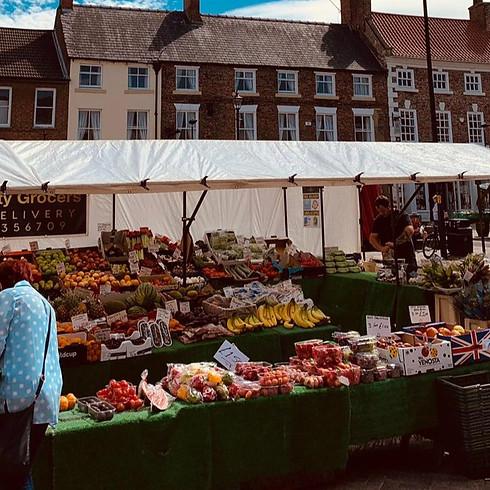 Northallerton Market Day