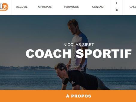 Un coach sportif à domicile ?! Foncez! En plus vous bénéficiez d'1 séance d'essai gratuite !
