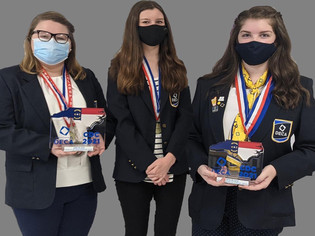 Chatham Charter DECA Chapter Successful at 2021 State Competition