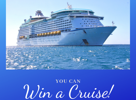 Cruise Raffle to Support Athletics